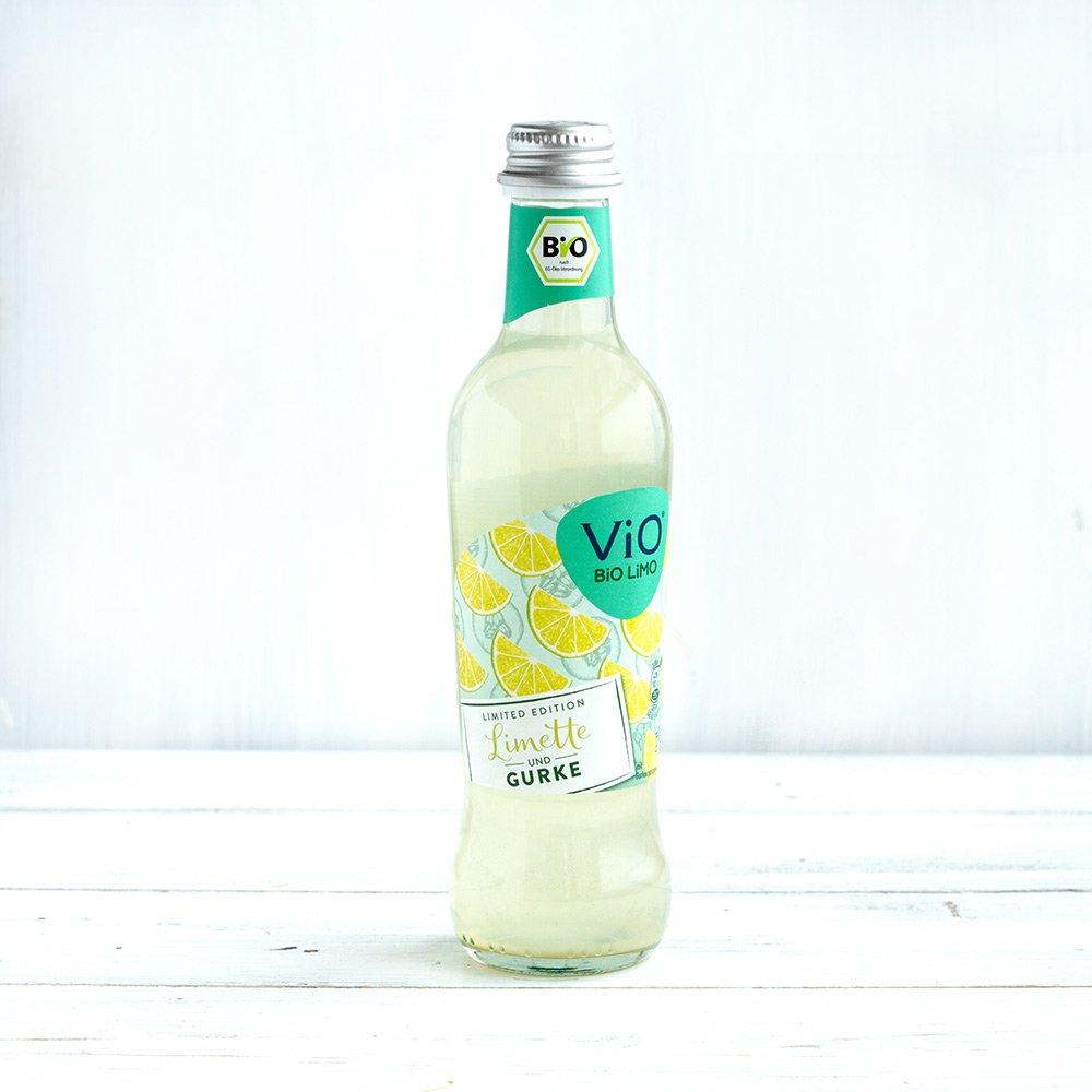 Vio Bio Limo Limette und Gurke 0,3 l | Softdrinks | Getränke ...