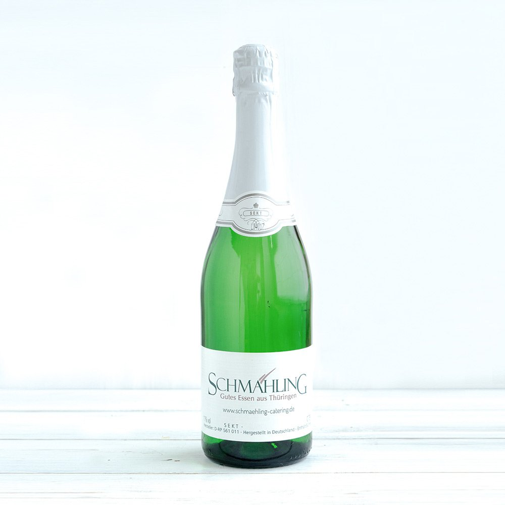 Sekt Hausmarke Schmähling Catering 0,75 l | Bier, Wein und Sekt ...