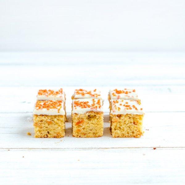 Mini Karottenkuchen