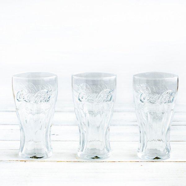 Coca Cola Mehrzweckglas (Miete)