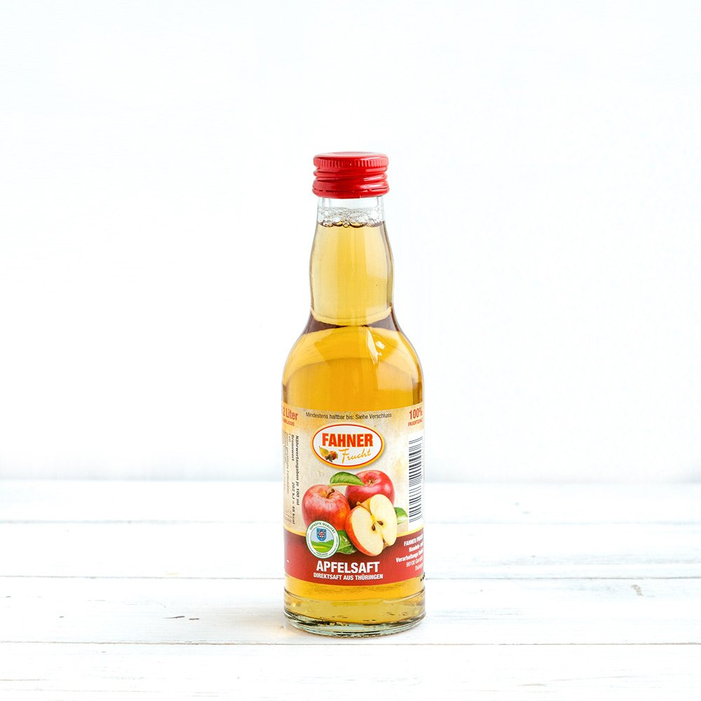 Fahner Apfelsaft 0,2 l | Softdrinks | Getränke | Business Catering ...