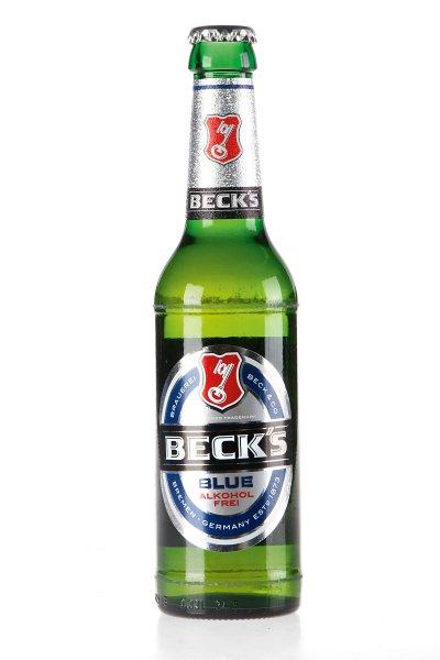 Beck´s Blue alkoholfrei 0,33 l